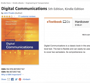 Digital Communications 5th Edition by John Proakis