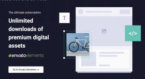 Envato Elements Solusi Terbaru Kebutuhan Aset digital