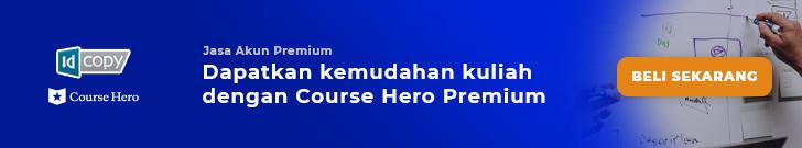 Beli akun course hero banner